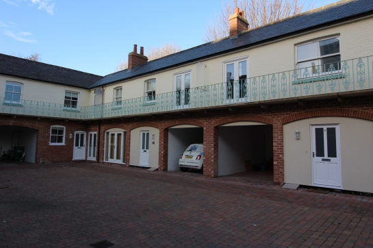 Silverdale Mews Frontage